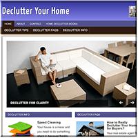Declutter Home PLR
