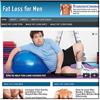 Fat Loss Men PLR