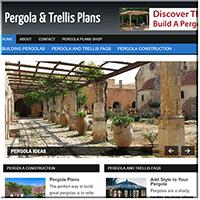 Pergola Plans PLR Blog