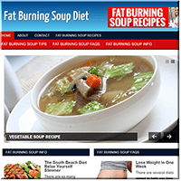 Fat Burning Soup PLR