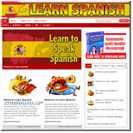 Learn Spanish Website