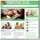 Parenting Niche Site