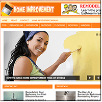 Home Improvement Site