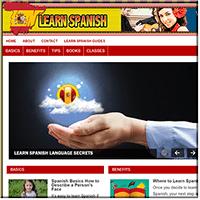Learn Spanish Website