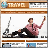 Travel Turnkey Website