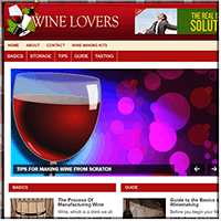 Wine Making PLR Blog