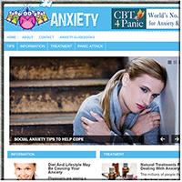 Anxiety PLR Blog