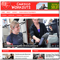 Cardio Workouts PLR