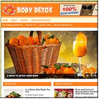 Body Detox PLR Blog