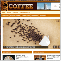 Coffee PLR Blog