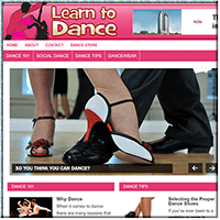 Dance PLR Blog