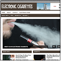 Electronic Cigarette PLR