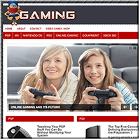 Gaming PLR Blog