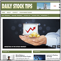 Stocks Trading PLR Blog