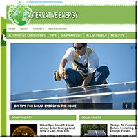 Alternative Energy PLR
