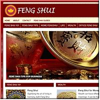 Feng Shui PLR Blog