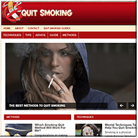 Quit Smoking PLR Blog