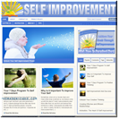Self Improvement Website