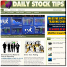 Stock Market PLR Blog