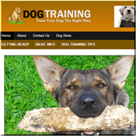Dog Training Blog