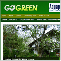 Green Living Site