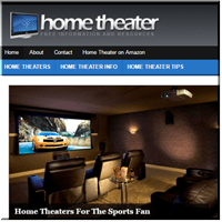 Home Theater Blog