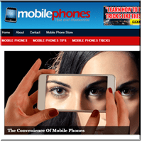 Mobile Phones Blog