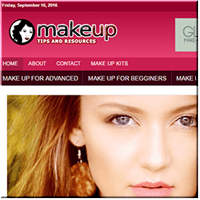 Make Up Niche Blog