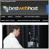 Web Host Niche Blog