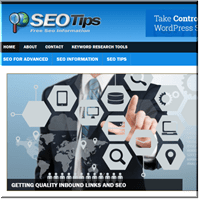SEO Blog Package
