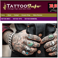 Tattoo Niche Blog