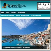 Travel Blog Package