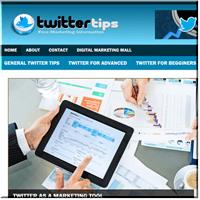 Twitter Niche Blog