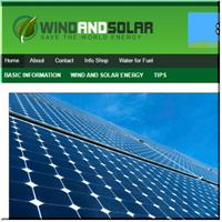 Wind & Solar Blog