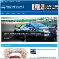 Auto Insurance PLR