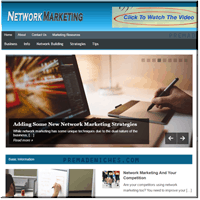 Network Marketing PLR