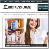 Business Loans PLR