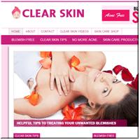 Clear Skin Starter Blog