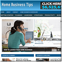 Home Business Tips PLR