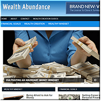 Wealth Abundance PLR