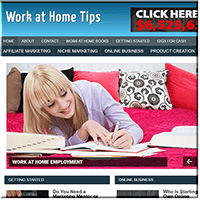 Work at Home PLR
