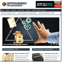 Cryptocurrency Blog